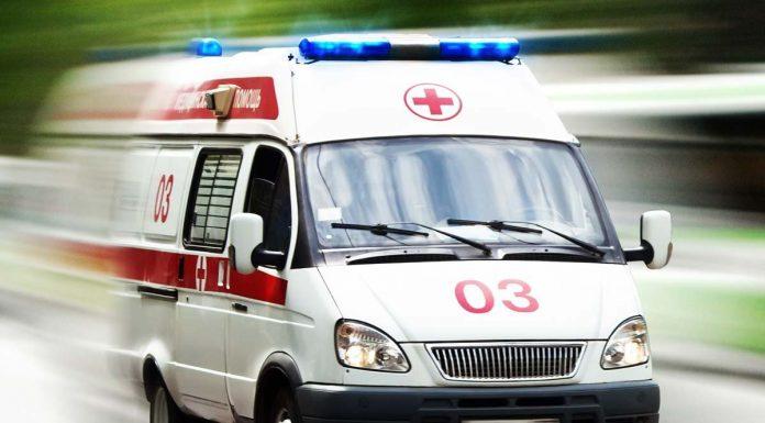 В Бурятии пациентка разбилась насмерть, выпав из машины «скорой помощи»