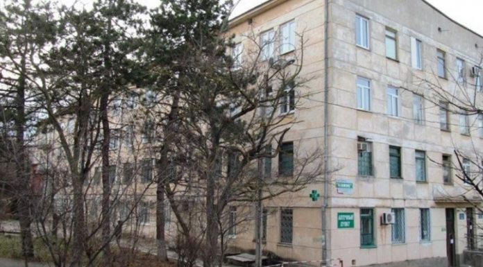 Больница в Севастополе
