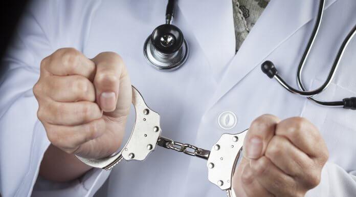 В Нацмедпалате назвали количество врачей, находящихся в стадии уголовного процесса