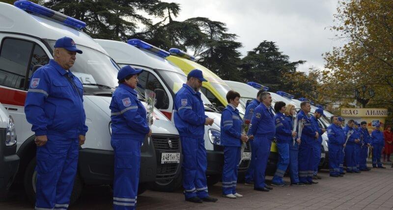 В Севастополе на «скорой помощи» вновь назревает бунт