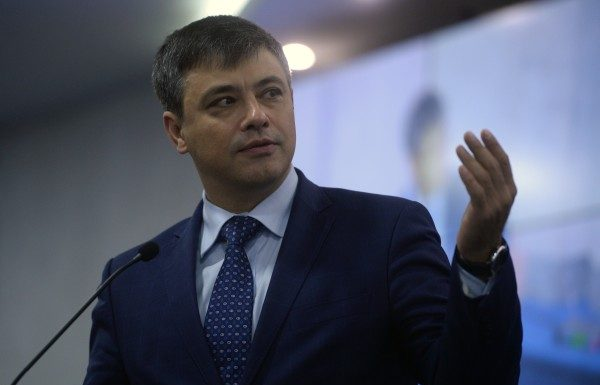 Глава Комитета Госдумы по охране здоровья Дмитрий Морозов