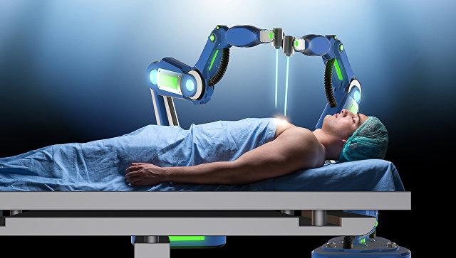 Удаление раковых опухолей в Москве врачи все чаще поручают роботам