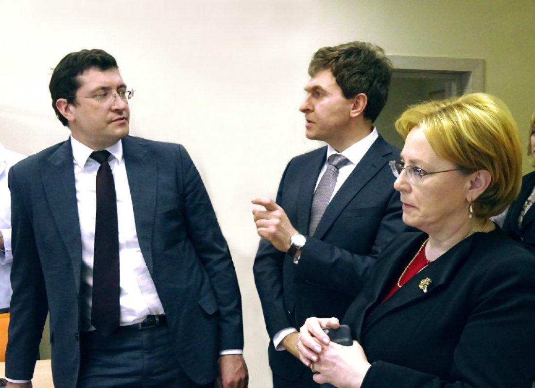 В Нижнем Новгороде планируют создать институт экспериментальной онкологии