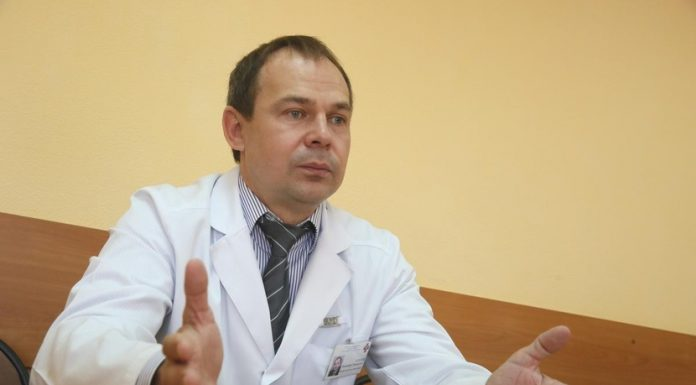 Главный онколог Свердловской области Владимир Елишев