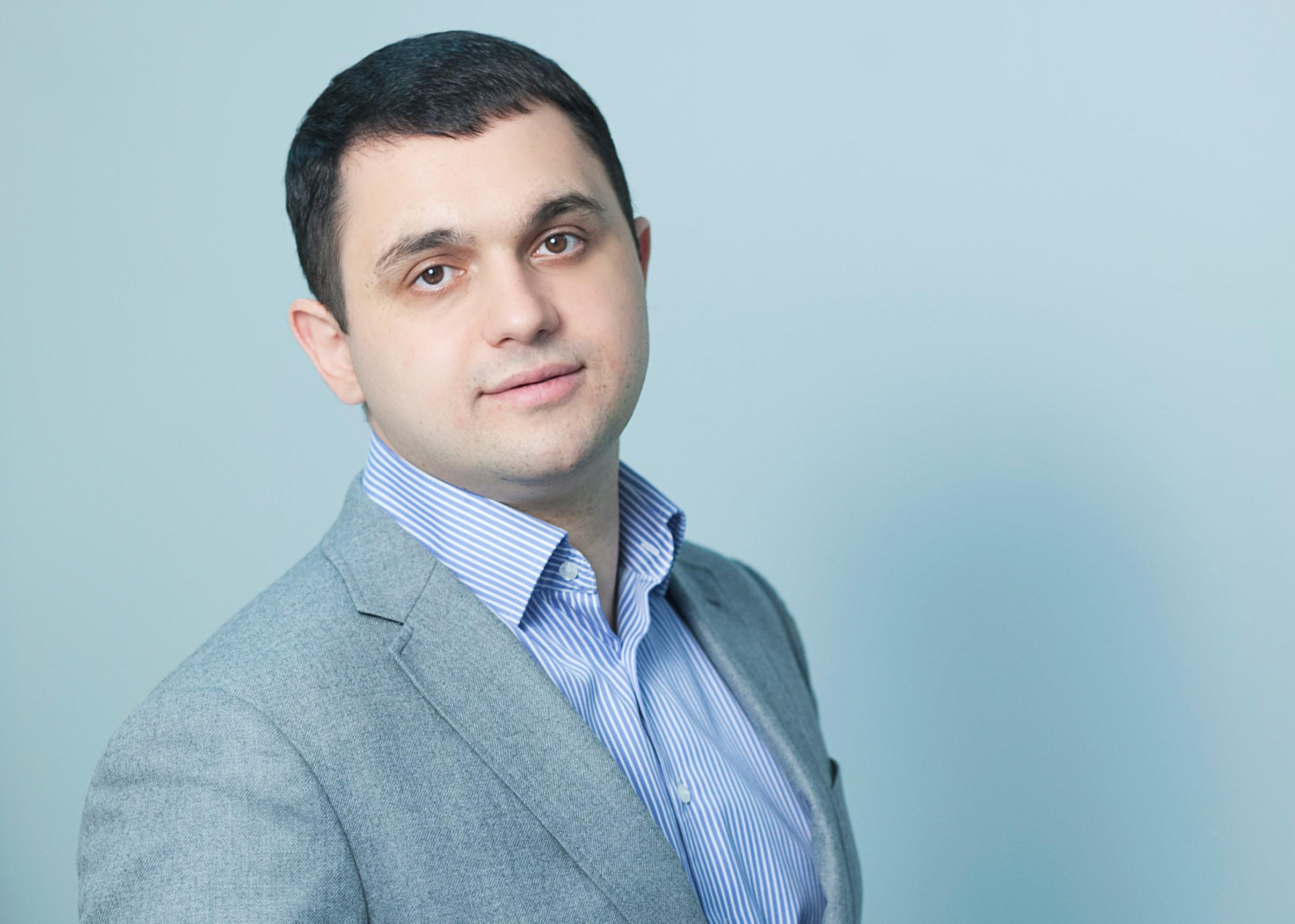 Председатель комитета «Деловой России» по медицинским услугам Муслим Муслимов