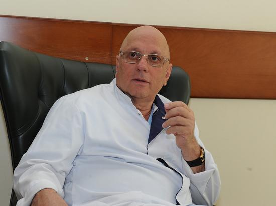 Президент Института Склифосовского, Президент Регионального Общества Трансплантологов Анзор Хубутия