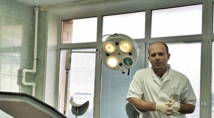 Врач тверской областной клинической больницы, практикующий акушер-гинеколог Максим Короленко