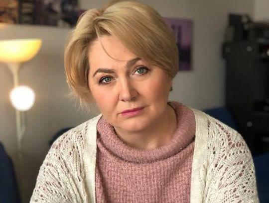 Красноярский врач Ирина Головина