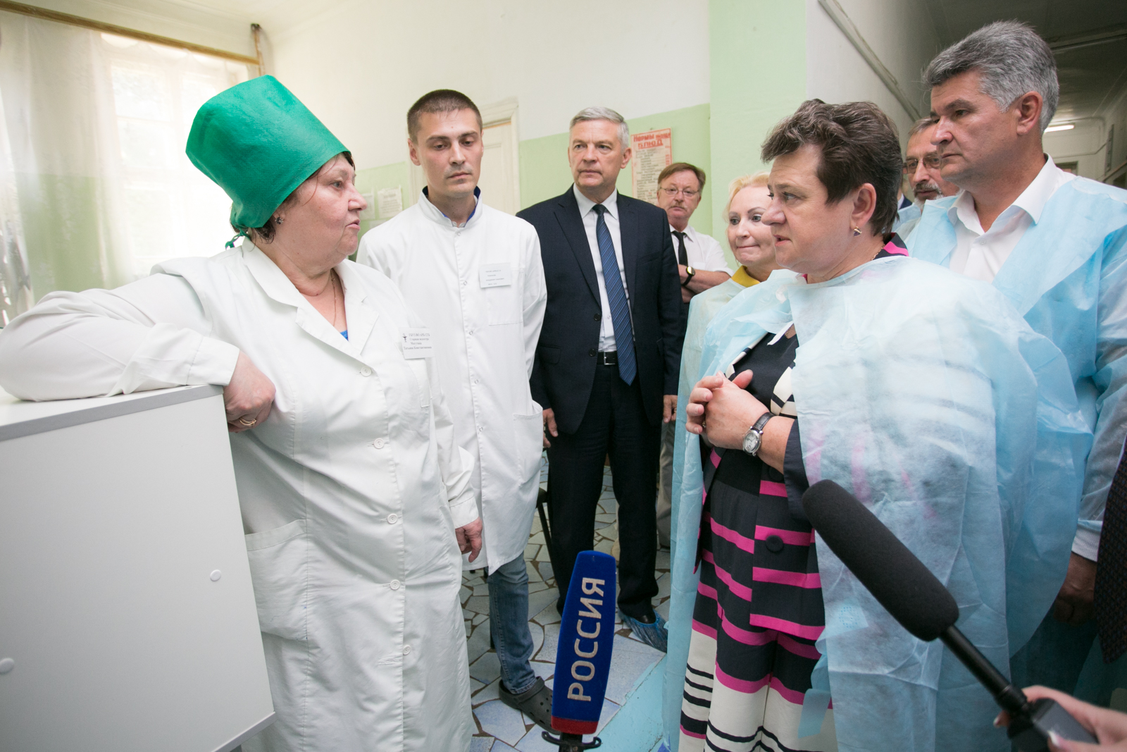 Фонд ОМС нашёл нарушения в больнице в Струнине, на которую жаловались Путину