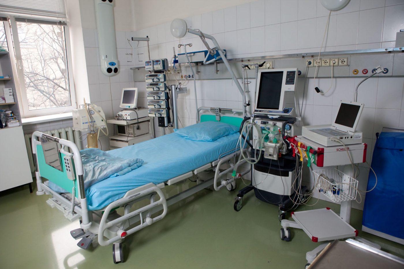 В приёмных покоях больниц планируют создать палаты реанимации