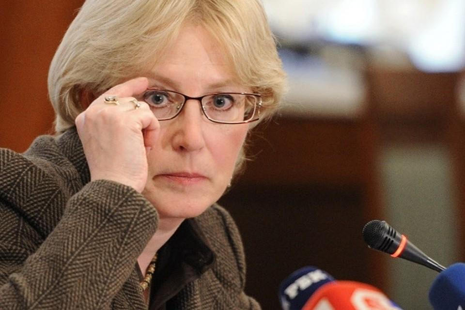 Скворцова допустила рост цен на лекарства из-за криптозащиты маркировки