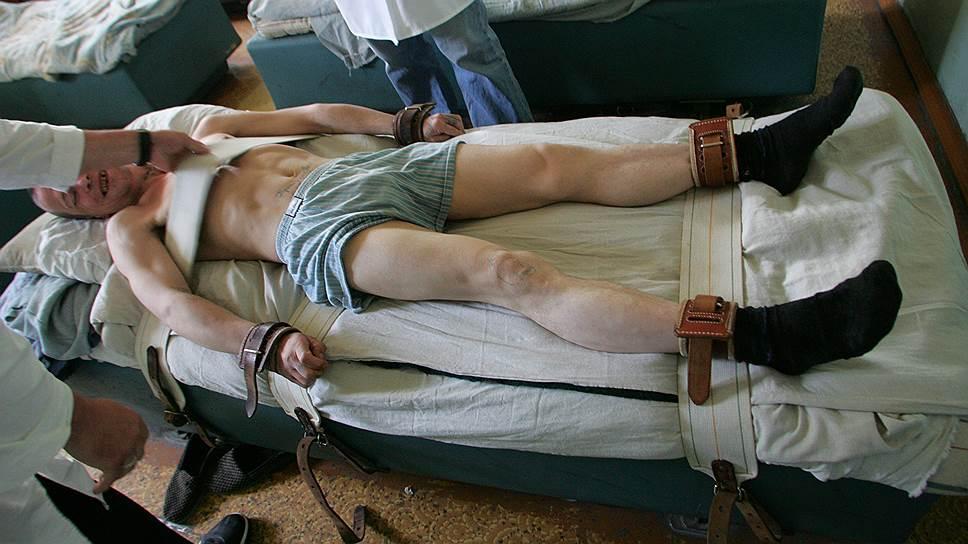 В Госдуме разрешили прокурорам принудительно госпитализировать пациентов