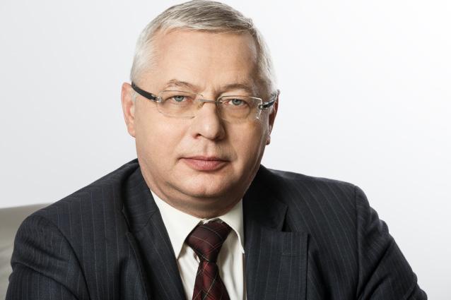 Доктор химических наук Сергей Калюжный