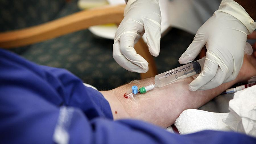 Минздрав рассказал о лечении гемофилии одной инъекцией
