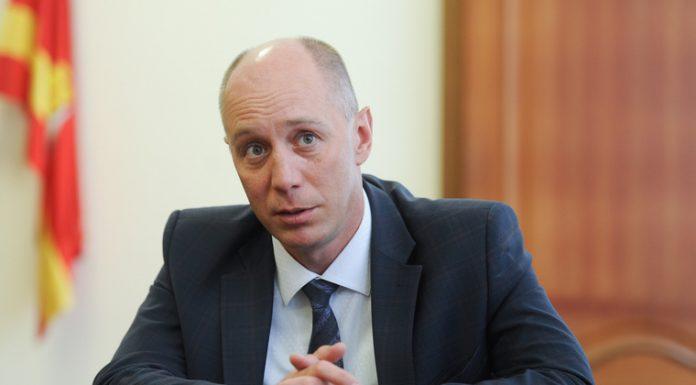 министр здравоохранения Челябинской области Сергей Приколотин