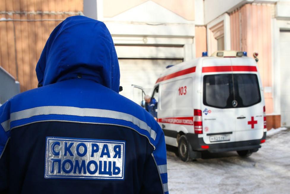 В Подмосковье фельдшер выстрелил в нападавшего на него пациента