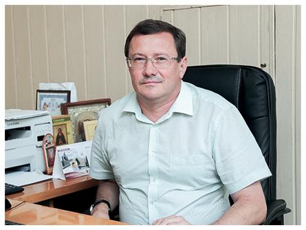 Главный внештатный специалист-кардиолог Министерства здравоохранения Республики Крым Валерий Садовой