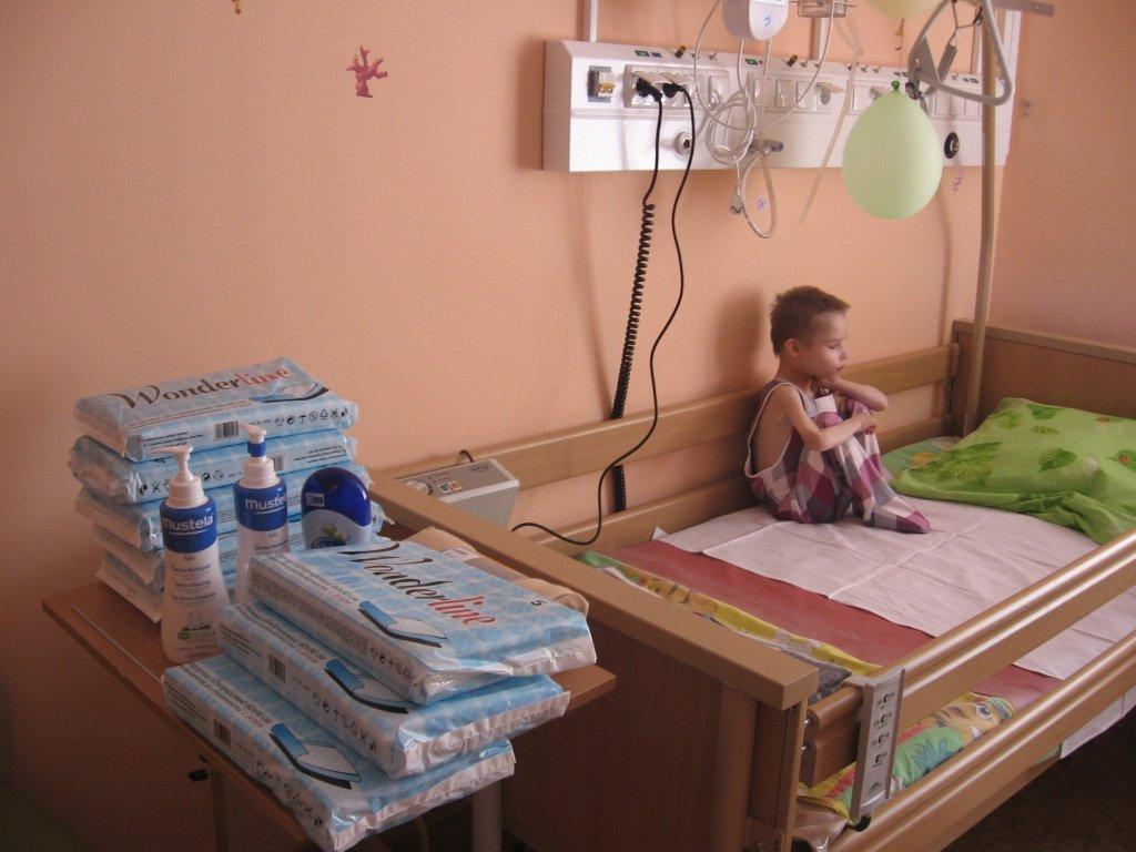 Детский хоспис обвинил Минздрав в преуменьшении количества неизлечимо больных детей