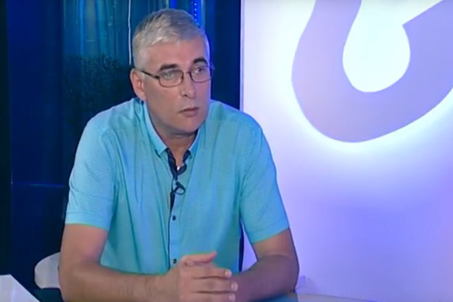 Директор амурского медицинского информационно-аналитического центра Юрий Смирнов