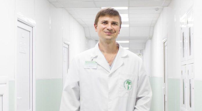 Хирург-травматолог, заведующий кировским третьим травматологическим отделением Александр Коврижных
