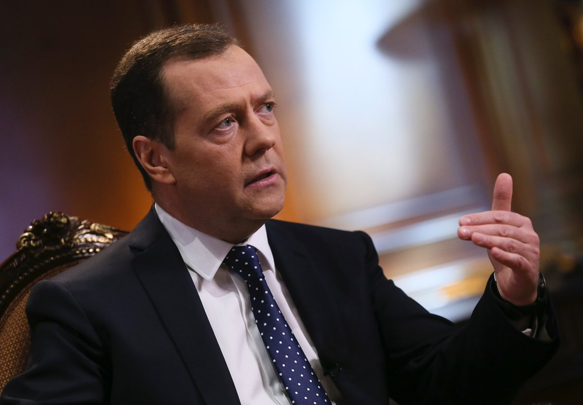 Медведев назначил замглавы Минздрава Евгения Камкина