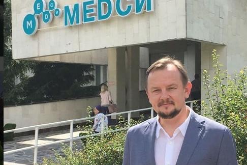 Экс-министр здравоохранения Татарстана возглавил клинику «Медси» в Москве