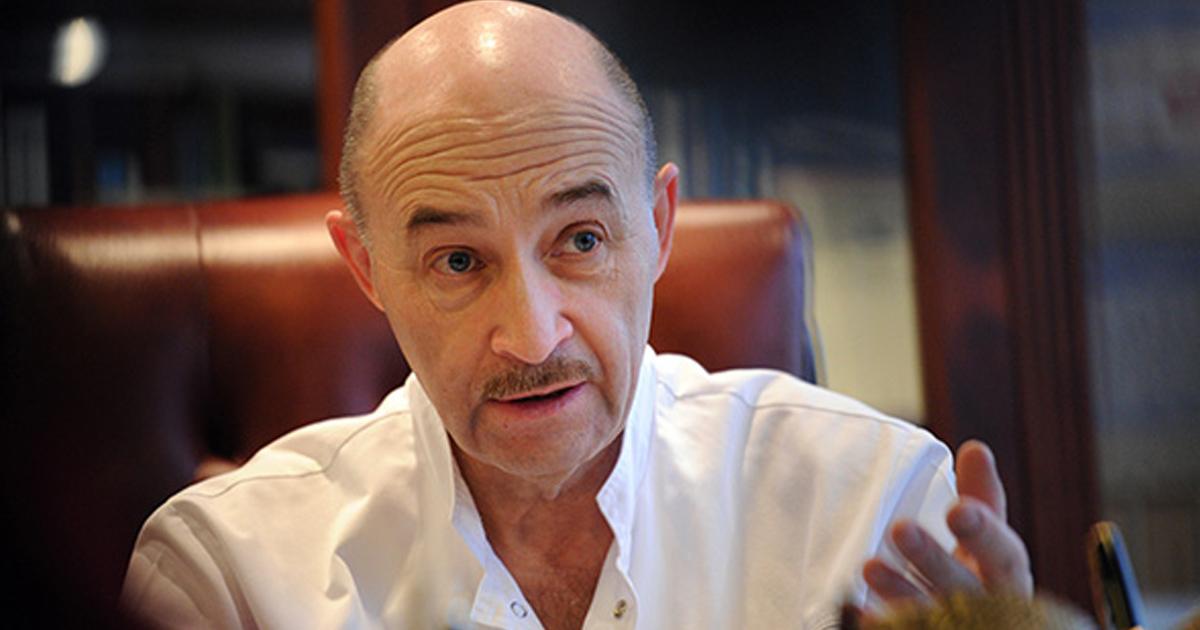 Главный трансплантолог России Сергей Готье