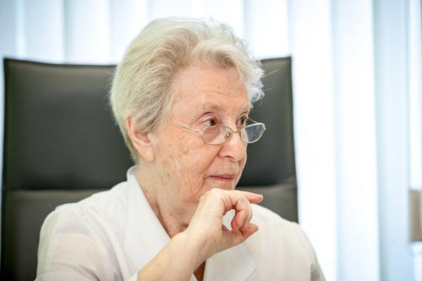 Гепатолог: Когда я начинала работать в СССР, основной диагноз был одинаков для всех – болезнь Боткина