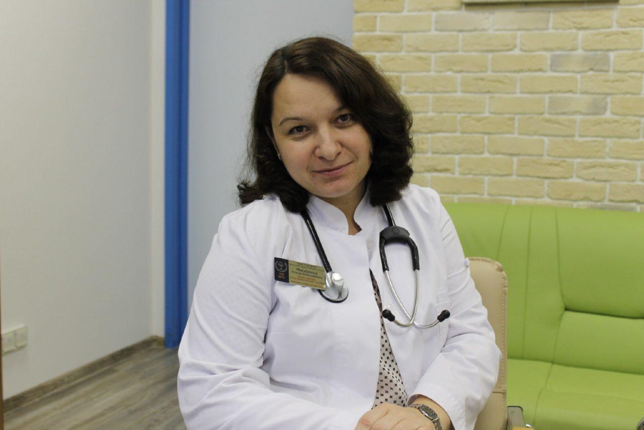 Руководитель гематологической службы государственной клинической больницы № 52, врач-гематолог высшей квалификационной категории, кандидат медицинских наук Елена Мисюрина