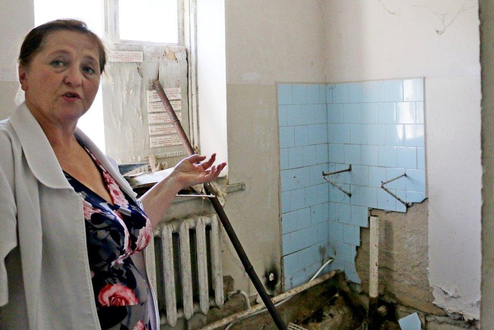 Сельские ФАПы в Крыму – в ужасном состоянии, в некоторых нет даже фельдшера