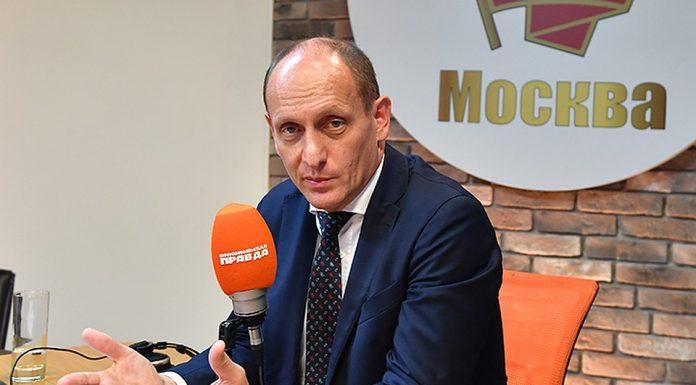 Главный онколог Москвы Игорь Хатьков