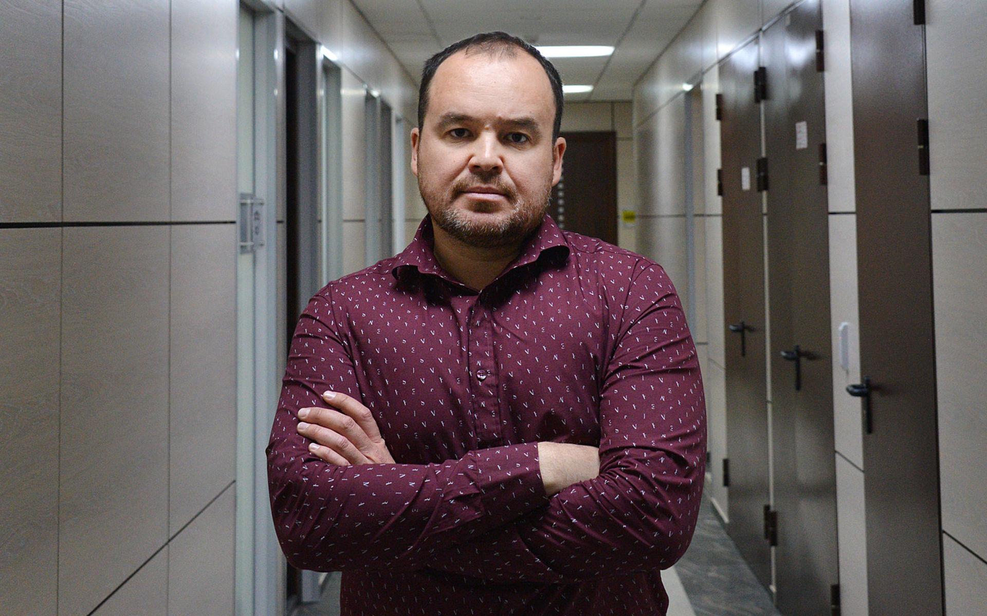 Бывший правоохранитель, бывший заключённый, а ныне начальник юридического департамента фонда помощи осужденным «Русь сидящая» Алексей Федяров