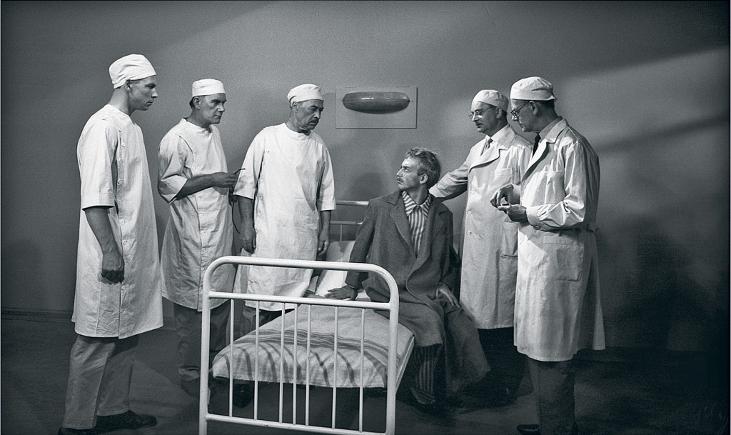 «Карательной психиатрии в прежнем понимании нет: принудительно госпитализировать больного нельзя»
