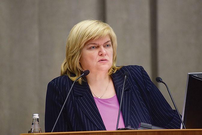 ДиректорДепартаментамедицинского образования и кадровой политики Минздрава Татьяна Семенова