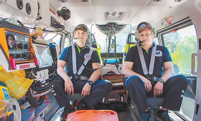 В Москве авиамедицинские бригады перешли на круглосуточное дежурство