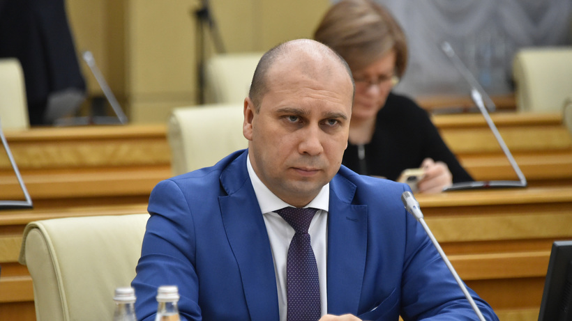 Министр здравоохранения Подмосковья Дмитрий Марков покинул свой пост