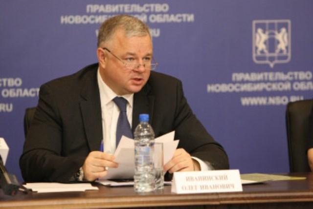 В Новосибирске сняли с должности главу регионального Минздрава