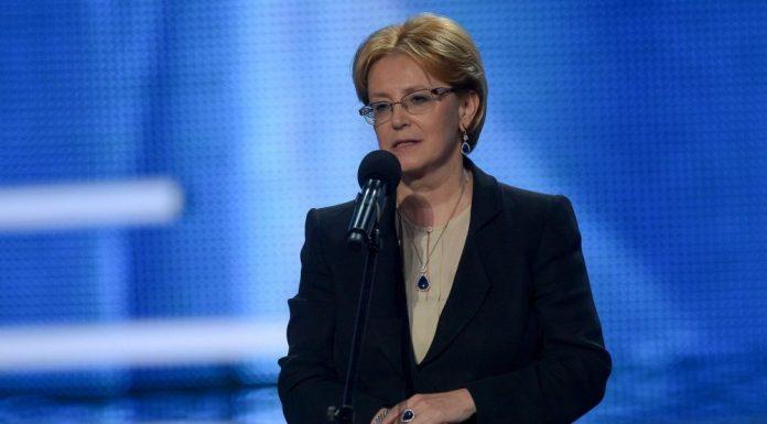Скворцова заявила, что в России 70% врачей – женщины