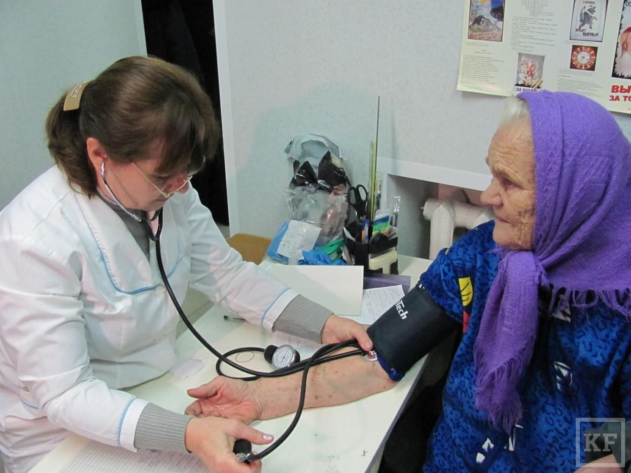 85% сельских жителей недовольны качеством и доступностью медпомощи
