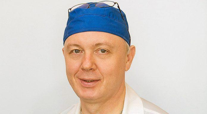 хирургии Игорь Решетов