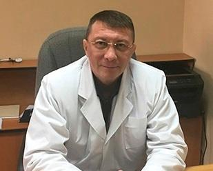 Психолог кабинета профилактики наркологических расстройств Вячеслав Варушичев
