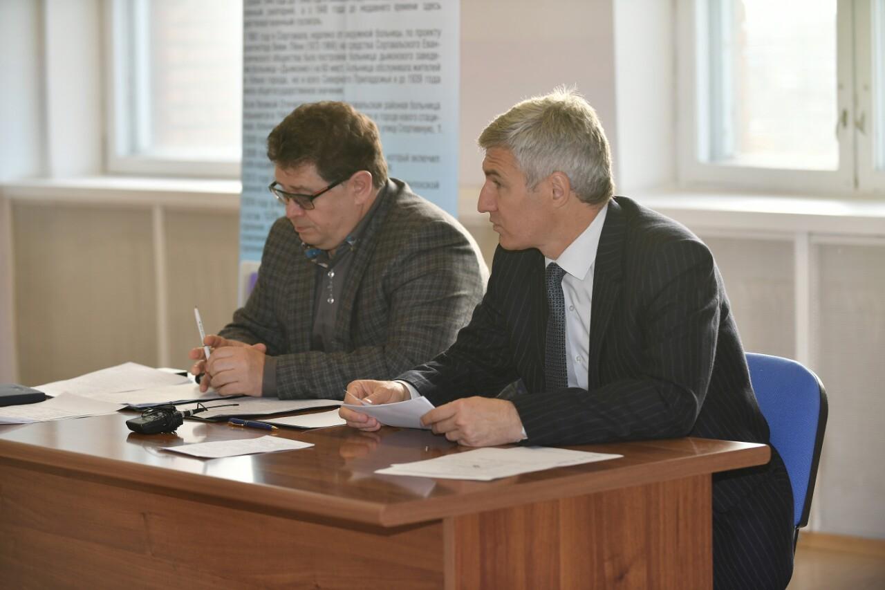 Глава Карелии предложил строить ФАПы с жильем для медиков
