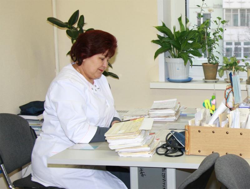 В России не хватает 30% участковых терапевтов