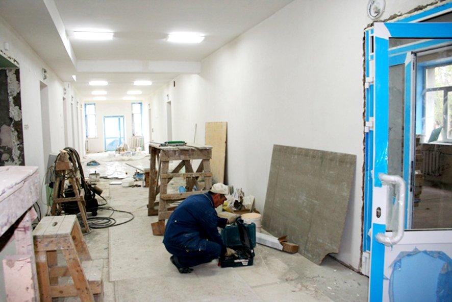 Во время ремонта в Уфалейской больнице похитили миллион рублей