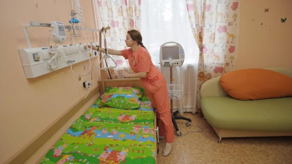 В Тюмени готовится к открытию детское паллиативное отделение
