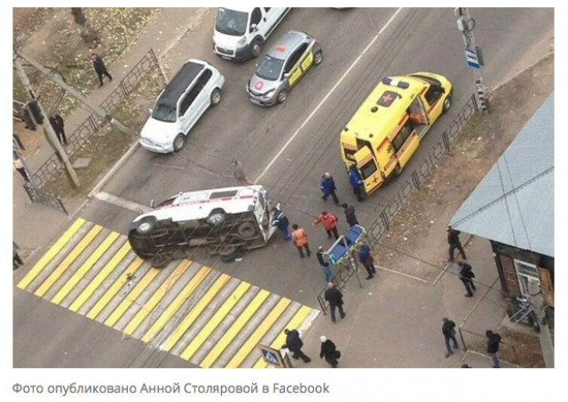 В Чите «скорая» с беременной попала в ДТП: пострадали врач и водитель