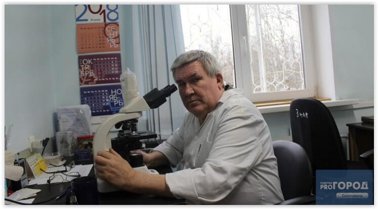 «96% работы патологоанатома – это исследование клеток живых людей»