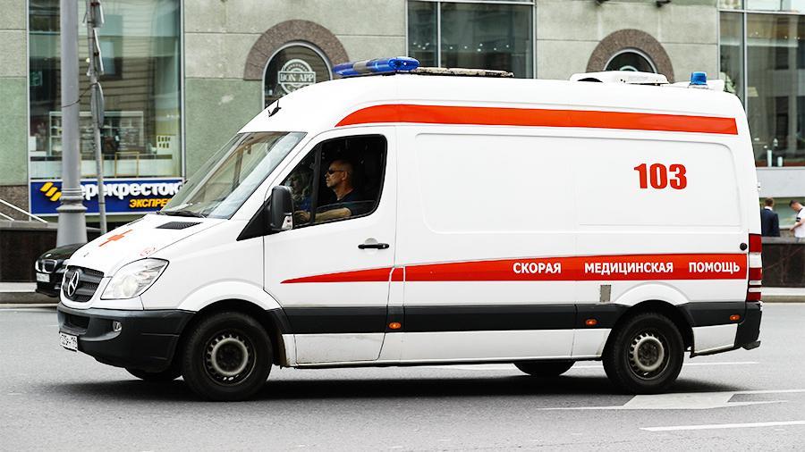 Минздрав заявил об изношенности половины машин скорой помощи