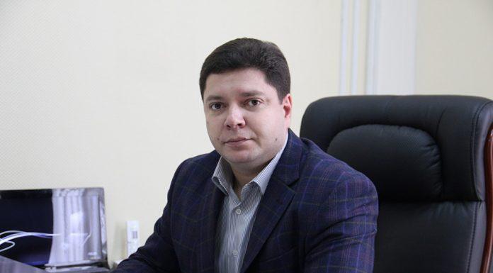 Главный врач МБУЗ ГБ №4 Павел Зайцев