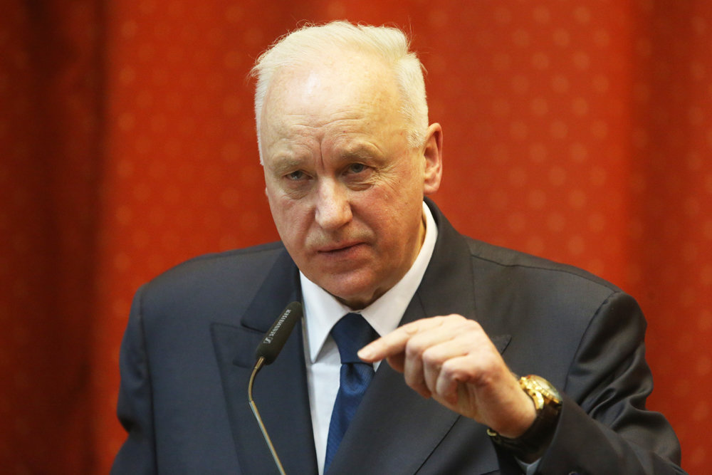 Бастрыкин поручил создать в СК отделы по врачебным ошибкам